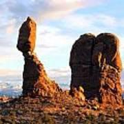 Balance Rock Poster