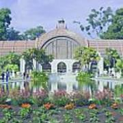 Balboa Park Botanical Garden Poster