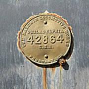 Baldwin Locomotive Poster