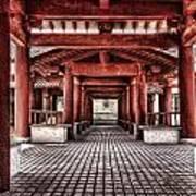 Balikun Xibo Temple Poster