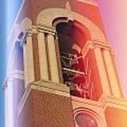 Ball State Bell Tower Poster
