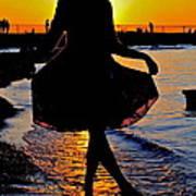 Ballerina Poster