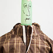 Balloon Heads - Spencer Poster