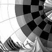 Balloon Shadows Poster