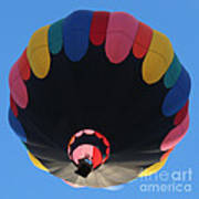 Balloon Square 1 Poster