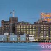 Baltimore Domino Sugars Plant I Poster