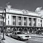 Baltimore Pennsylvania Station Iv Poster