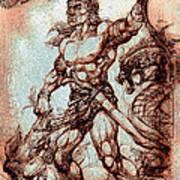 Baltog Bicol Epic Poster