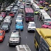 Bangkok Street View  Poster