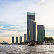 Bangkok Towers Poster