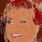 Barbara Walters Poster