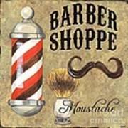 Barber Shoppe 1 Poster