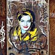 Barcelona Graffiti 3 Poster