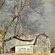 Barn - Missouri's Backroads Poster