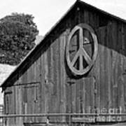 Barns For Peace Poster