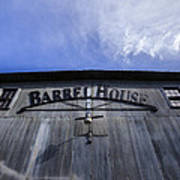 Barrel House One Poster