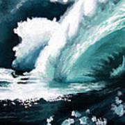 Barreling Storm Poster