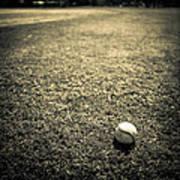 Baseball Field 3 Poster