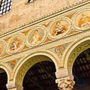 Basilica Di Sant' Apollinare Nuovo - Ravenna Italy Poster
