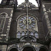 Basilica Of St Nicholas II Amsterdam Poster