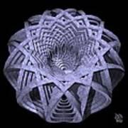 Basket Of Hyperbolae 01 Poster