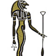 Bastet - Goddess Of Ancient Egypt Poster