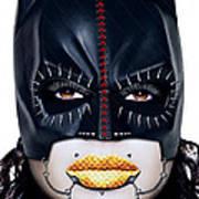 Bat Girl Poster