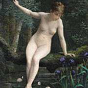 Bather Poster