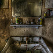 Bathroom Sink Poster