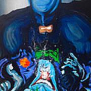 Batman Vs Joker Poster