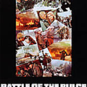 Battle Of The Bulge, Us Poster, Robert Poster