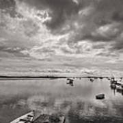 Bay Area Boats Poster by Jon Glaser