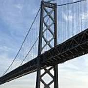 Bay Bridge San Francisco Poster
