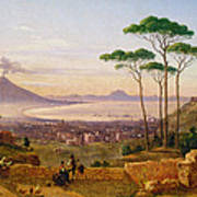 Bay Of Naples Poster