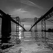 Bay Bridge Strength Poster