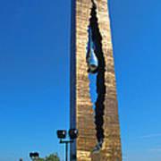Teardrop  9 - 11 Memorial Bayonne N J Poster