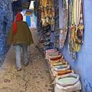 Bazaar Of Colors Poster
