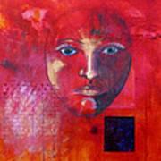 Be Golden Poster by Nancy Merkle