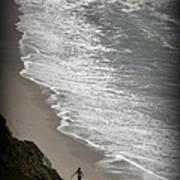 Beach Comber Poster
