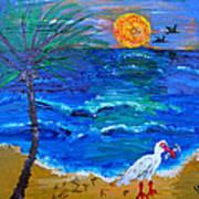 Beach Life Poster