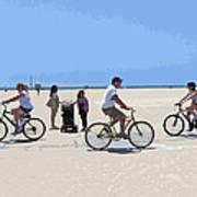 Beach Riders Poster