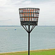 Beacon On Yarmouth Common Poster