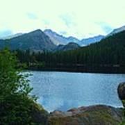 Bear Lake - Colorado Poster