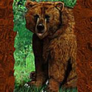 Bear Naked Poster