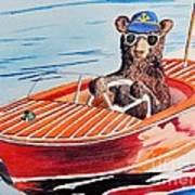 Bearboat Poster