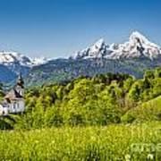 Beautiful Bavaria Poster