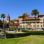 Beautiful Flagler College Poster