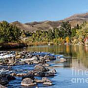 Beautiful River Poster