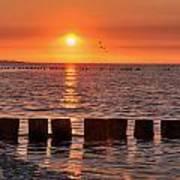 Beautyful Sunset Poster