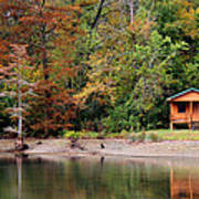 Beavers Bend Fly Shop Poster